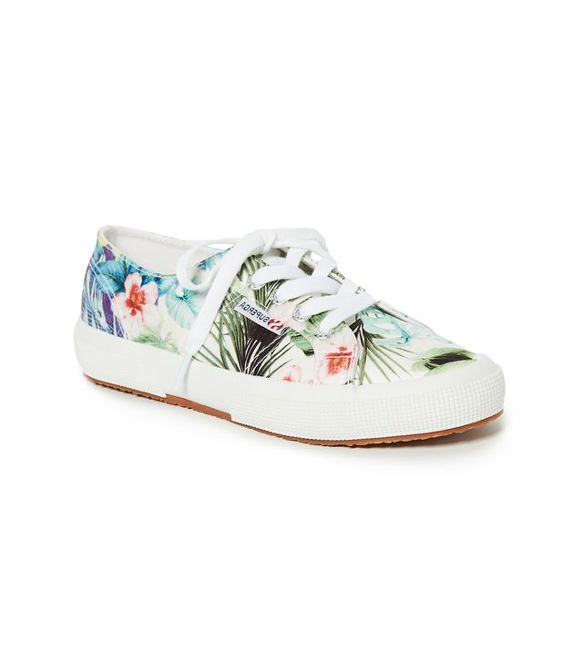 2750 Hawaiian Floral Sneakers