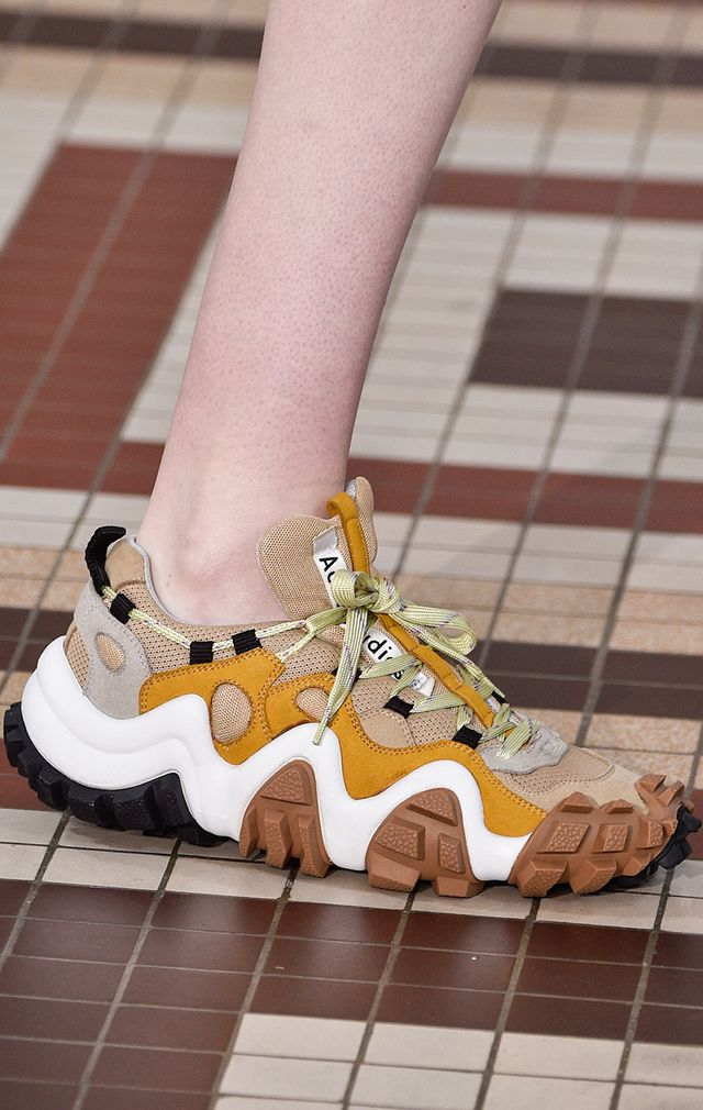 "<p>If traction is what you're looking for, this sneaker trend is for you. Although you might not think of ""fashion sneakers"" as practical enough for activewear, the runways proved otherwise by..."