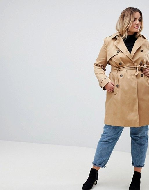 how to build a modest capsule wardrobe with a classic trench coat