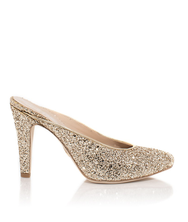 Brother Vellies Cher Dust Holiday Mule