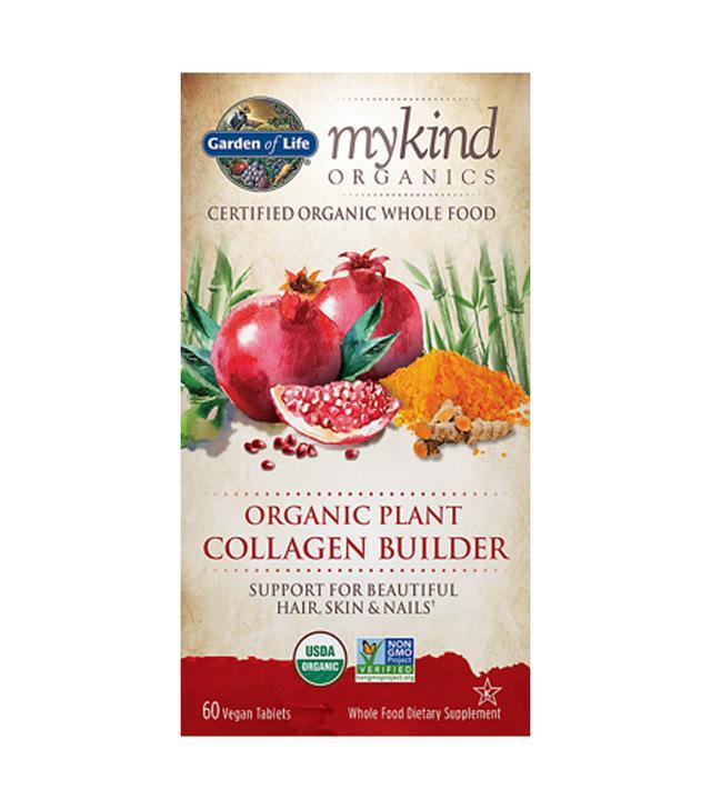My Kind Organics Plant Collagen Builder Benefits of Collagen Pills