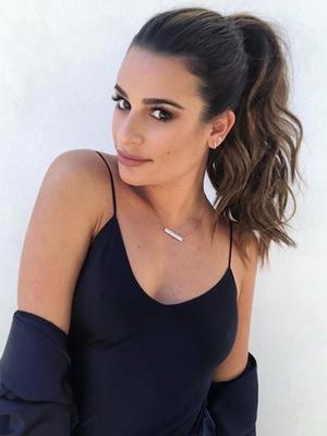 This Is Lea Michele's Exact Pre-Wedding Wellness Routine