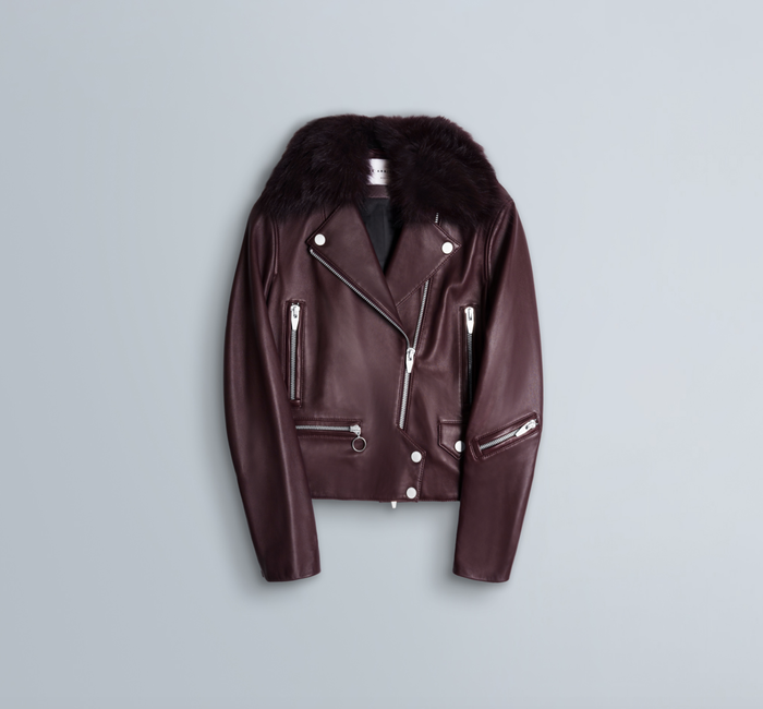 It S Official These 5 Brands Have The Best Leather Jackets Who