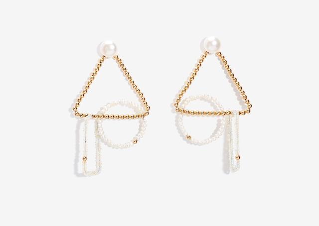 Lucy Folk Rock the Casbah Earrings