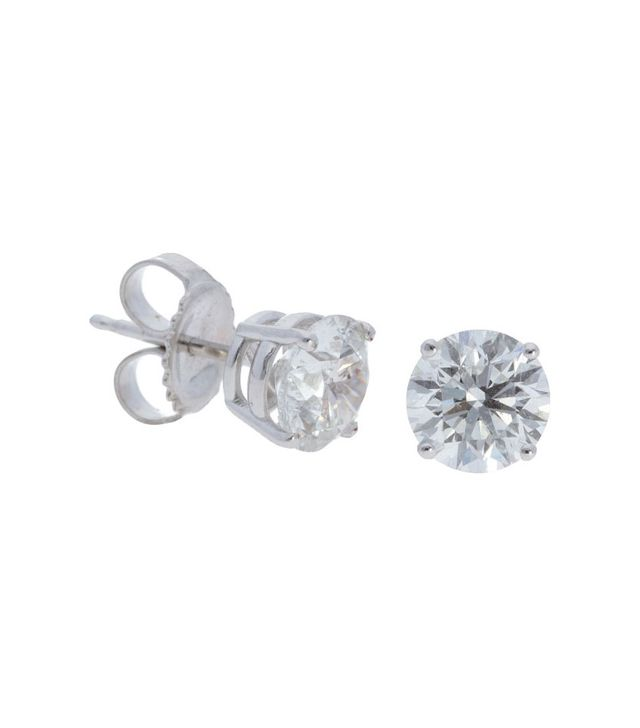 Stephanie Gottlieb Diamond Studs