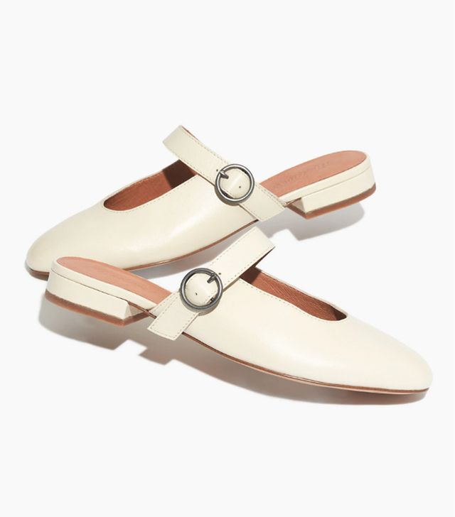 Madewell The Kinley Mary Jane Mules