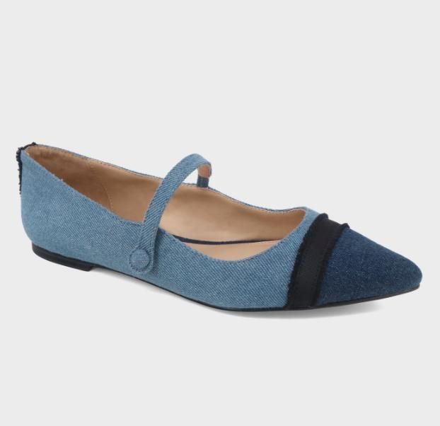 Nellie Mary Jane Ballet Flats