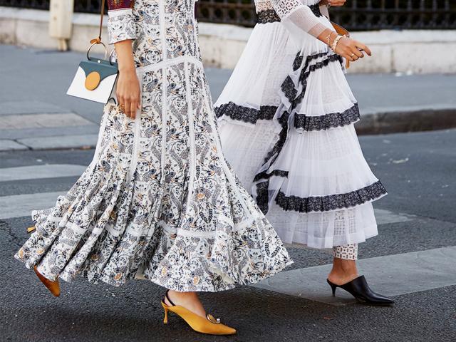 Dresses Street Style