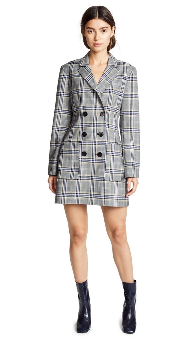 Lucas Double Breasted Blazer Dress