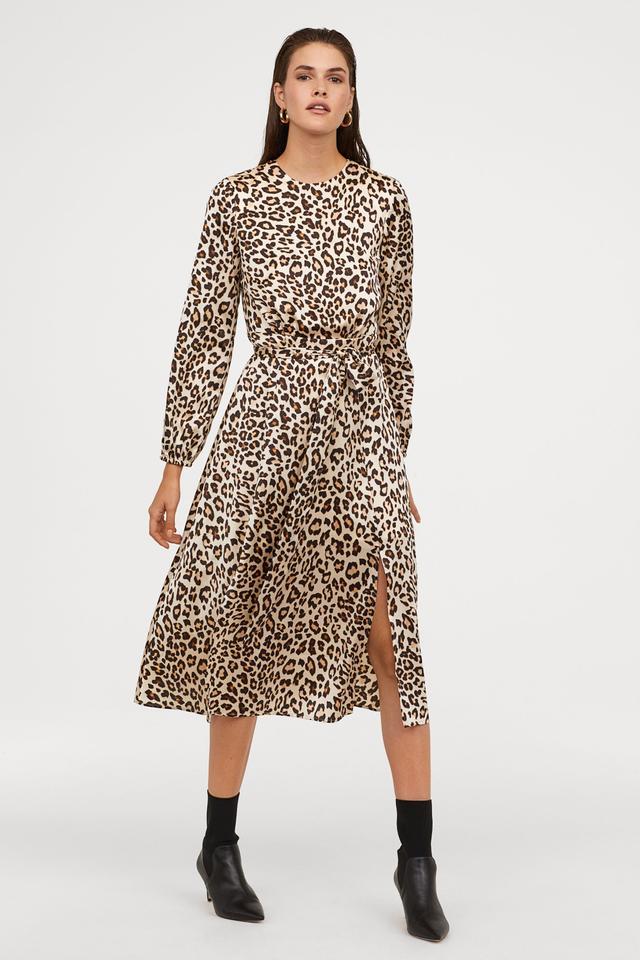 H&M Patterned Dress