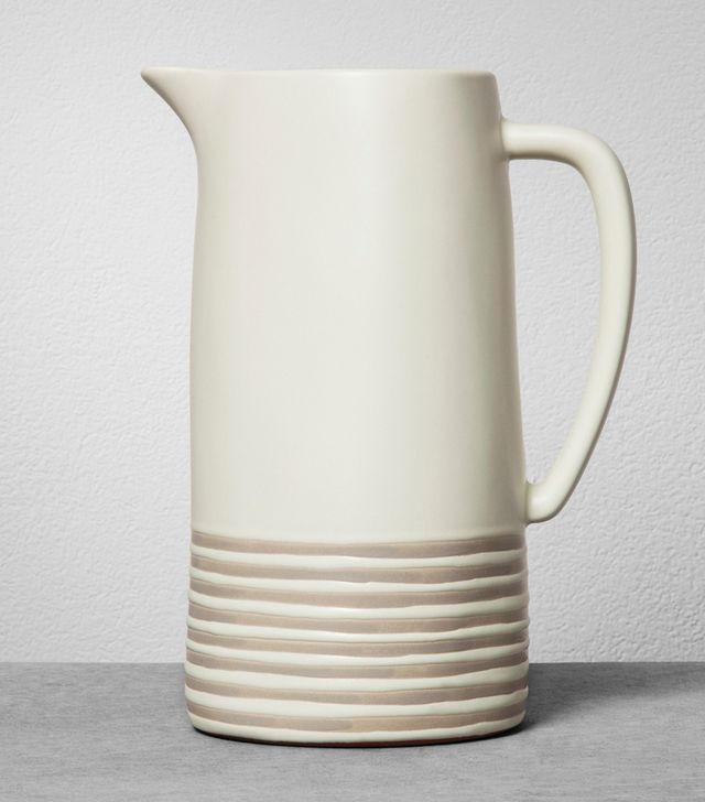 Hearth & Hand for Target Stoneware Pitcher