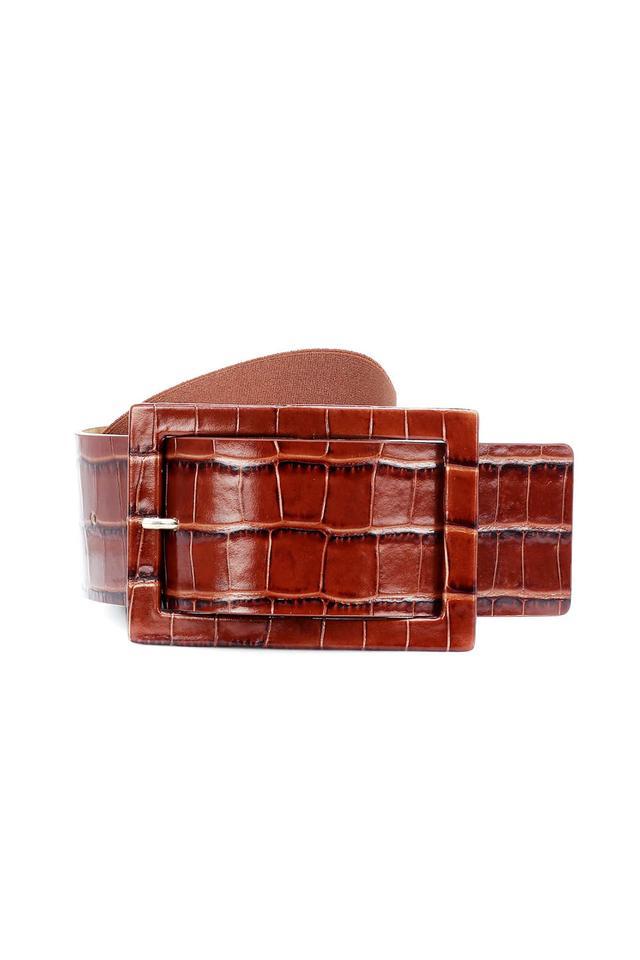Brown belt: Max Mara