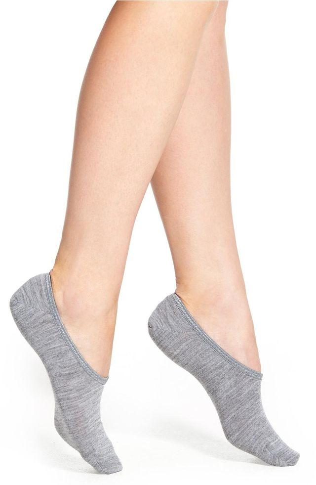 'Hide And Seek' No-Show Socks
