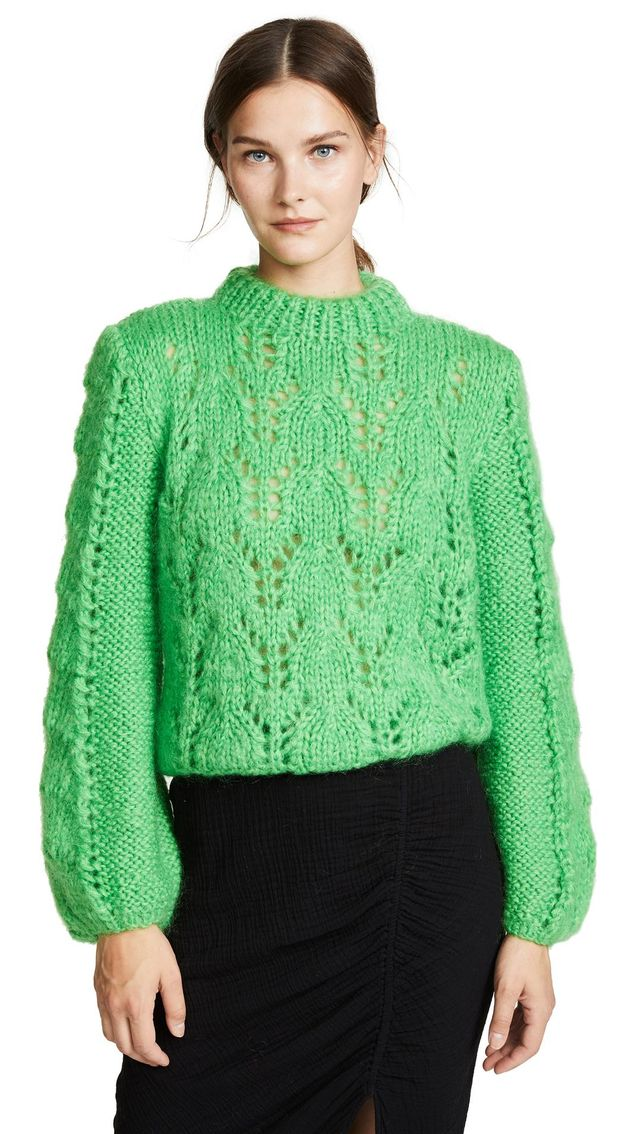 Julliard Cable Knit Sweater