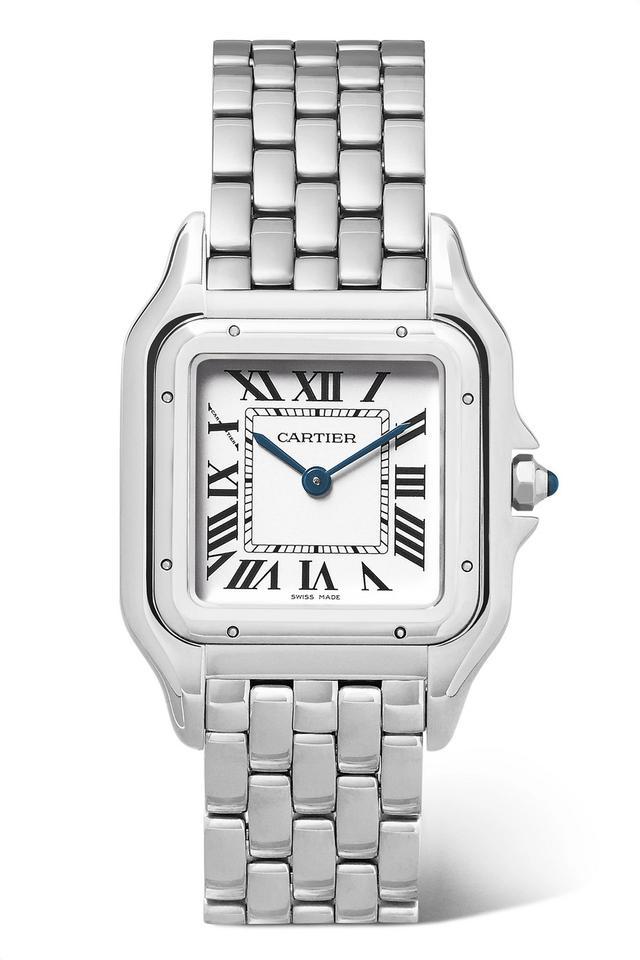 Panthère De Cartier 27mm Medium Stainless Steel Watch