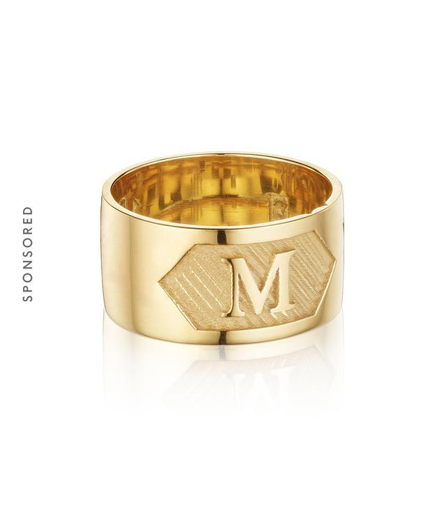 Tacori Signet Ring