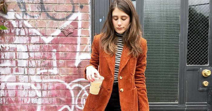 Shop The Best Corduroy Jackets And Blazers Who What Wear