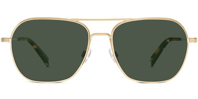 Warby Parker Abe Wide Sunglasses