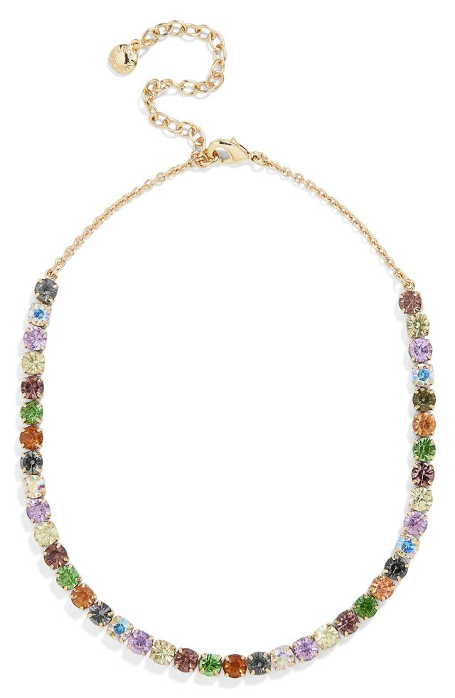 BaubleBar x Micaela Erlanger Walk in the Park Choker Necklace