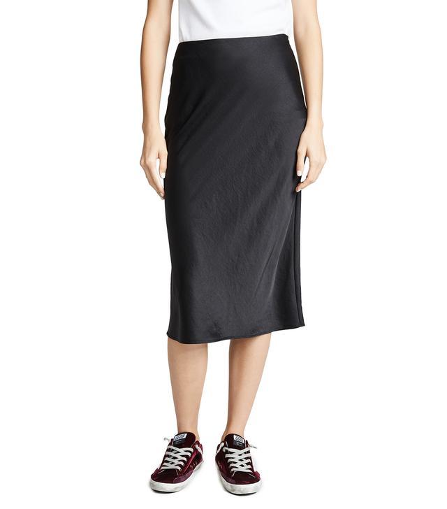 Wash & Go Woven Skirt