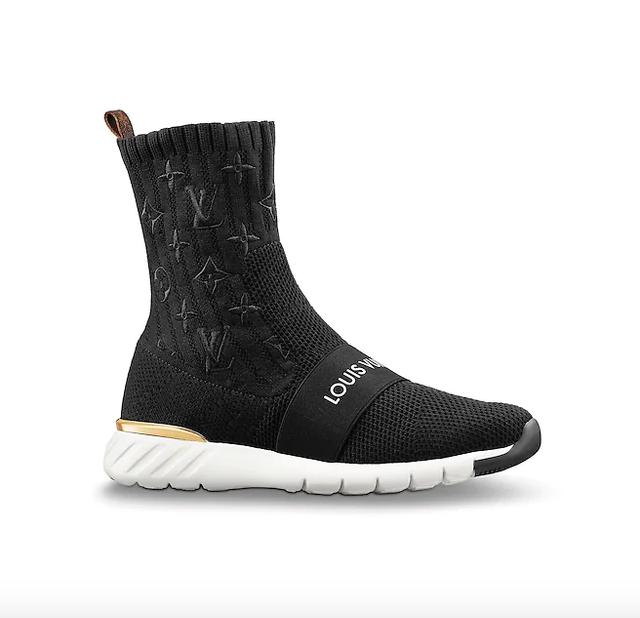 Louis Vuitton Endgame Sneaker Boots