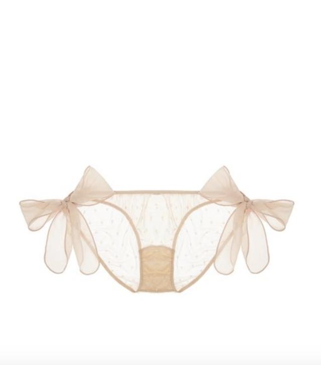 Only Hearts Coucou Lola Tie Bikini