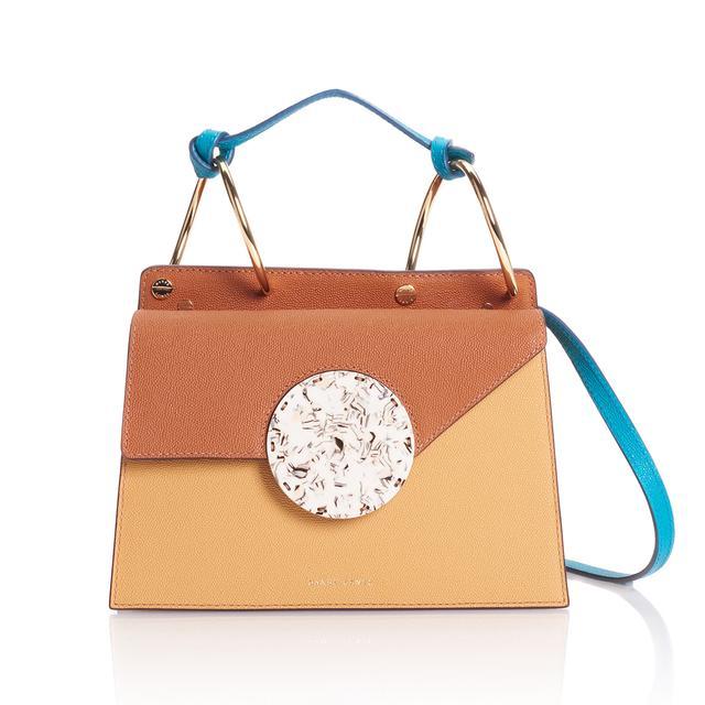 Danse Lente Phoebe Bis Leather Shoulder Bag