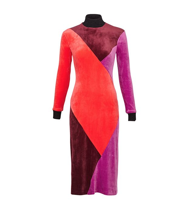 Splendid x Margherita Veluto Dress