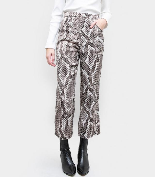 Article& Snake Pants