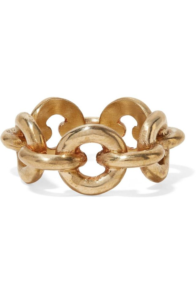 Laura Lombardi Fede Gold-Tone Ring