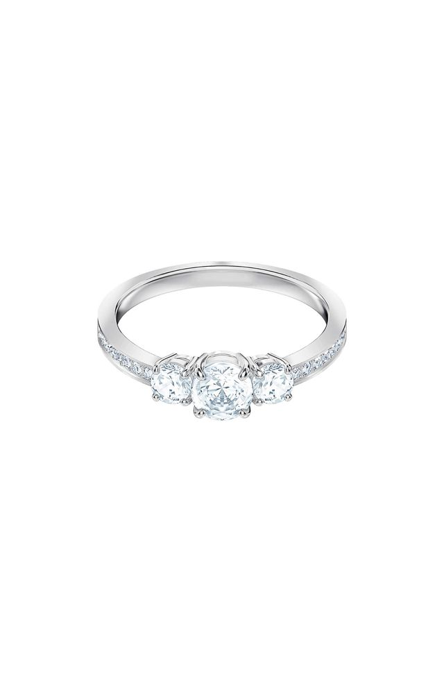 Swarovski Attract Trilogy Crystal Ring