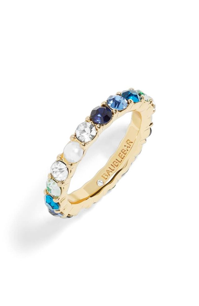 Bauble Bar x Micaela Erlanger 7 Days a Week Eternity Ring