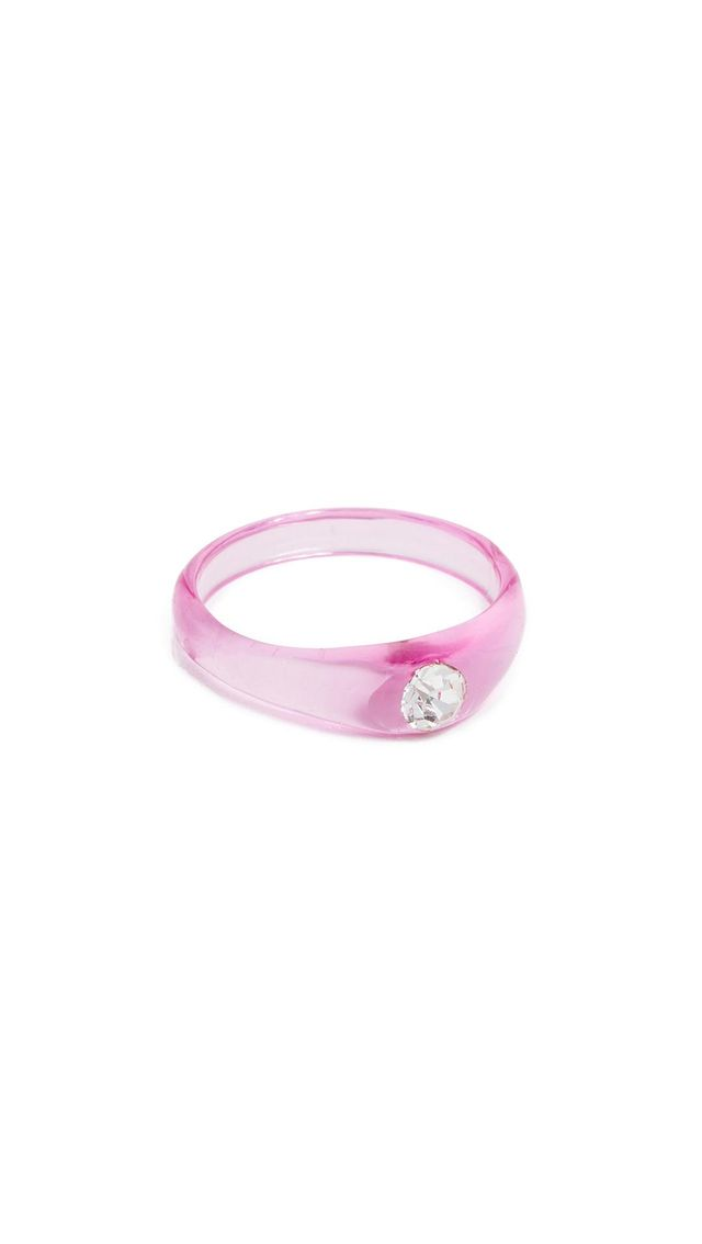 Shashi Lucite Ring