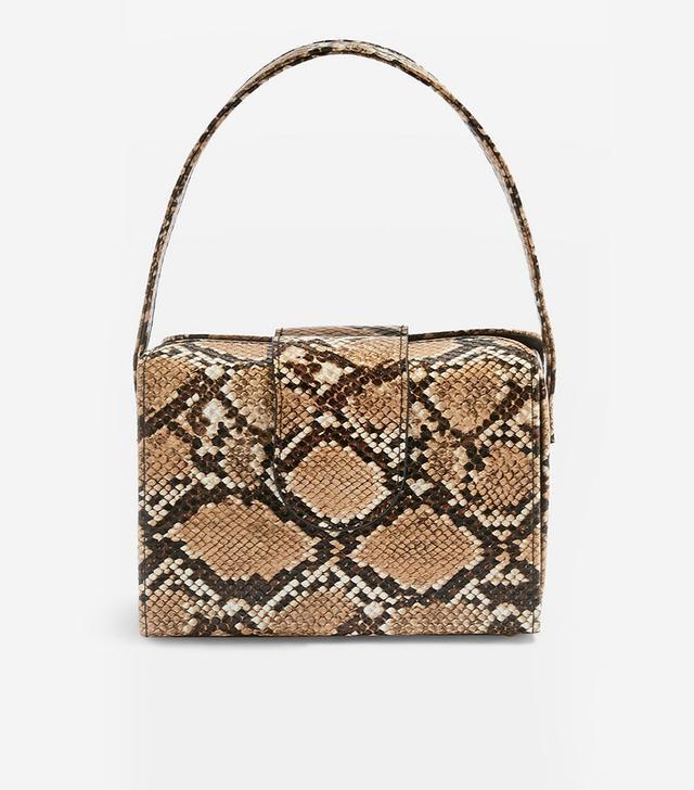 Topshop Rio Snake Bag