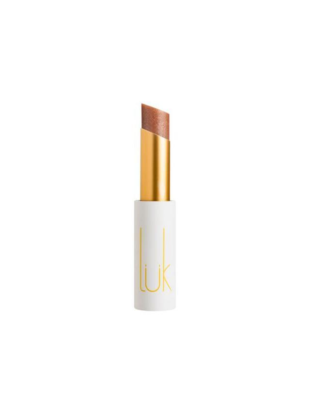 Luk Lip Nourish Chai Shimmer Natural Lipstick