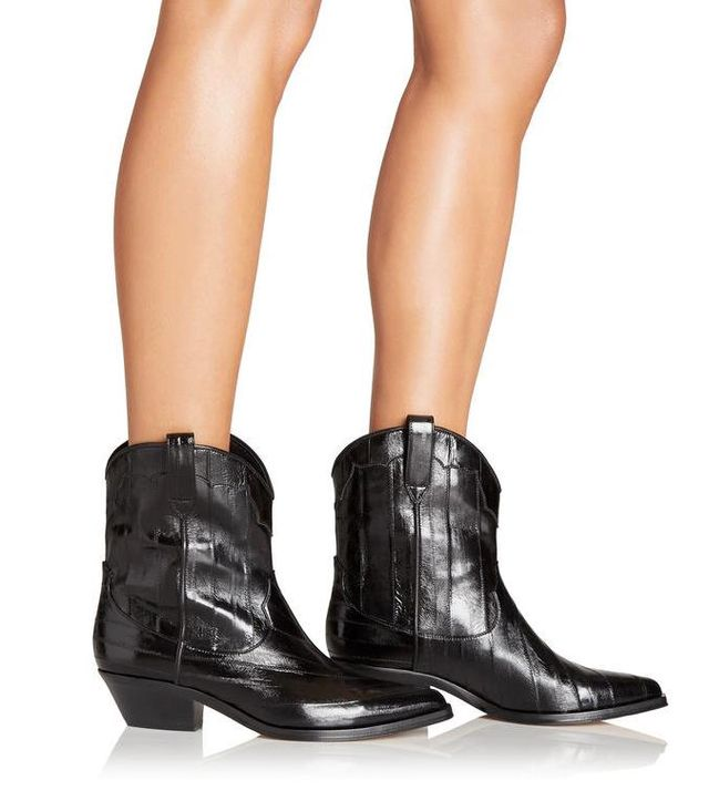 Tamara Mellon Rodeo Boots in Eel