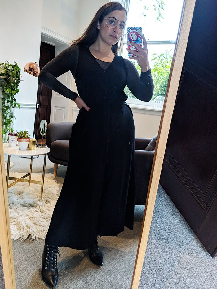a2b369cfc8fd9 Spanx Arm Tights: The Verdict on Its Formfitting Tops | Who What Wear