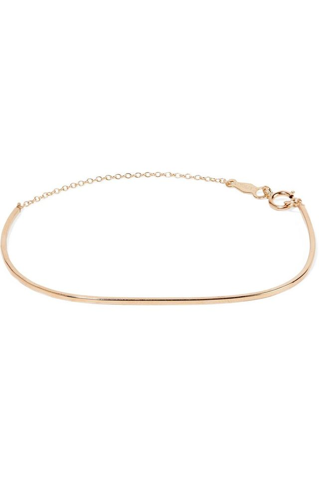Ballerina 14-karat Gold Bracelet