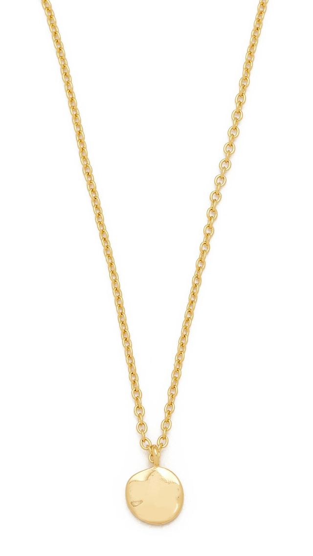 Chloe Charm Adjustable Necklace