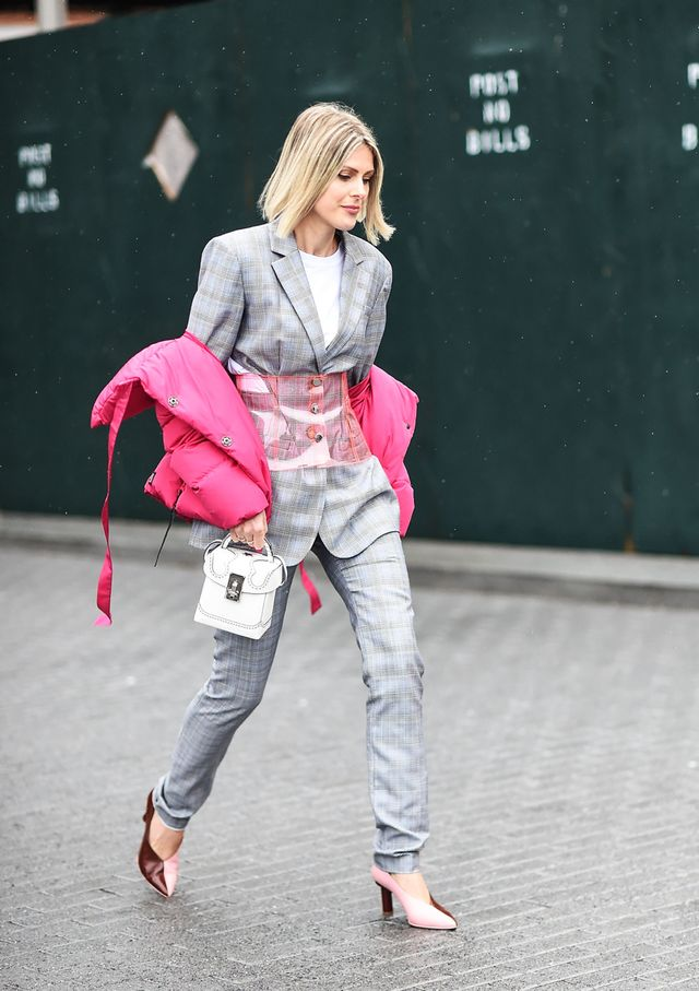 How to Pull Off the Neon Fashion Trend: Jacket