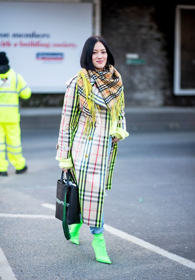 How to Pull Off the Neon Fashion Trend: Shoes
