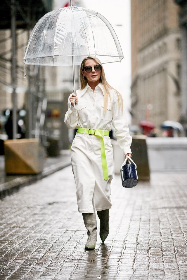 How to Pull Off the Neon Fashion Trend: Belt