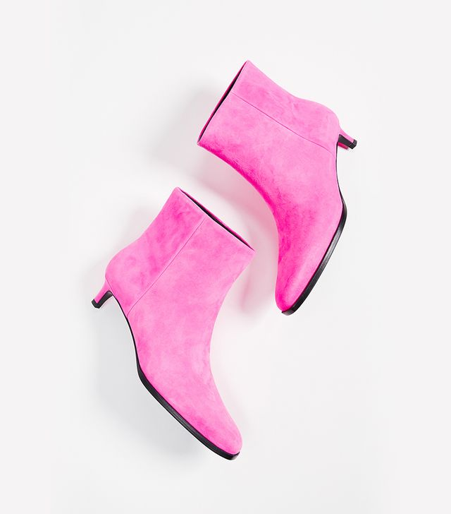 Agatha Ankle Booties