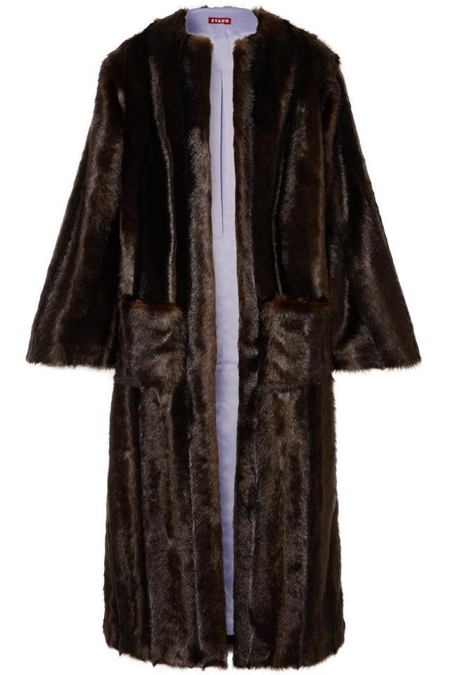 Marcel Faux Fur Coat