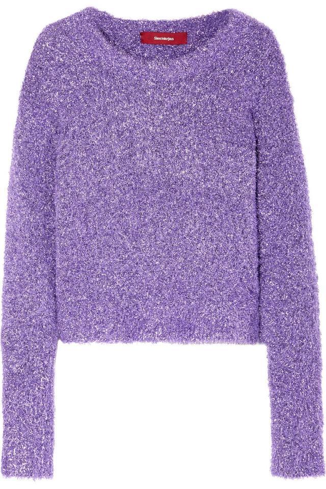 Courtney Lurex Sweater