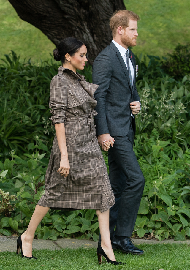 Meghan Markle Sarah Flint Shoes
