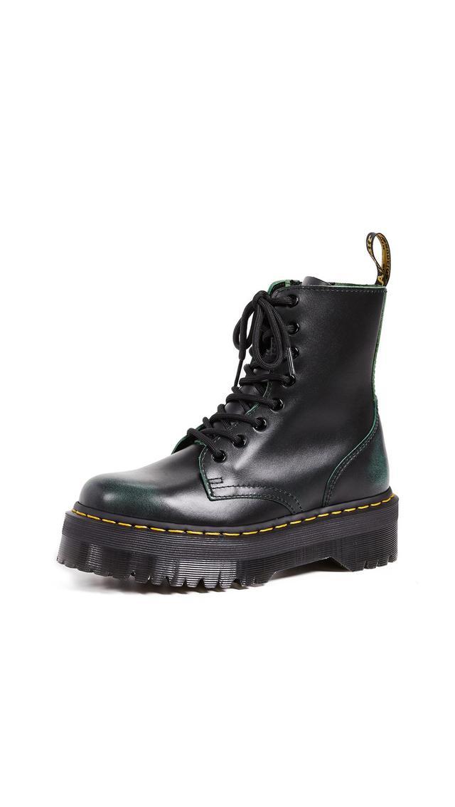 Jadon 8 Eye Boots