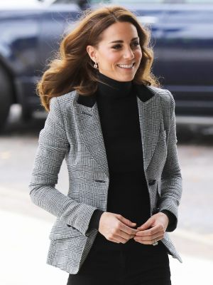 Kate Middleton Wore the Year's Biggest Boot Trend With Skinny Jeans