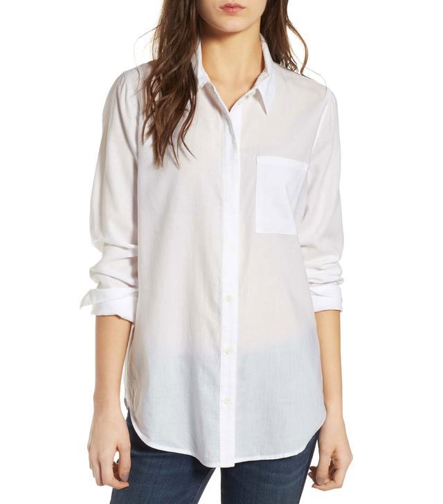 Drapey Classic Shirt