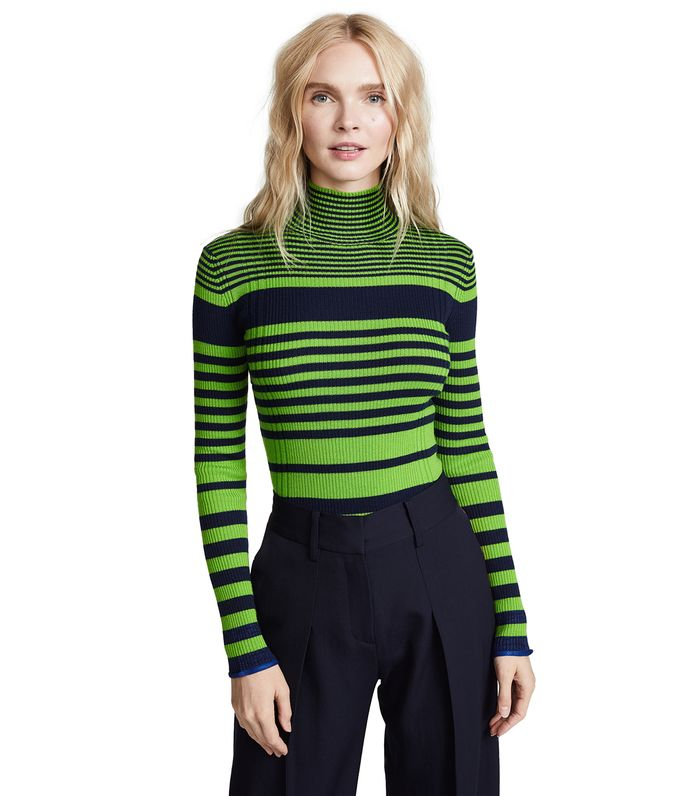 12f4041c05 23 Thin Turtlenecks for Layering | Who What Wear